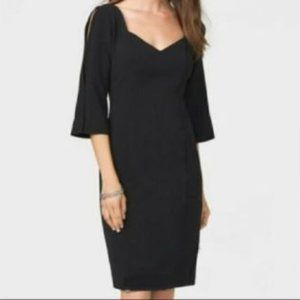 NEW Ashley Graham SEXY Cold Shoulder DRESS